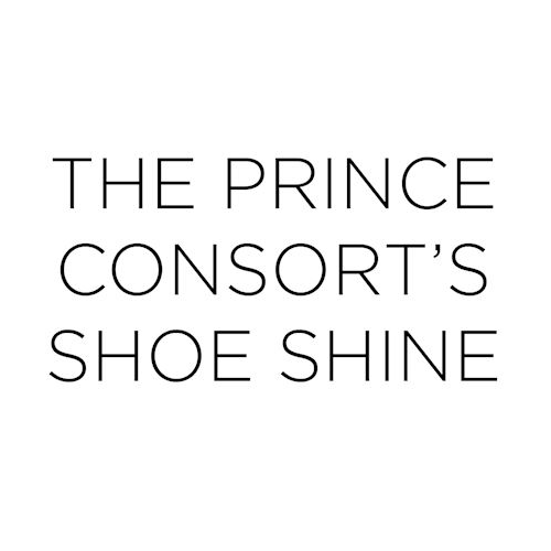 The Prince Consort's Shoe Shine