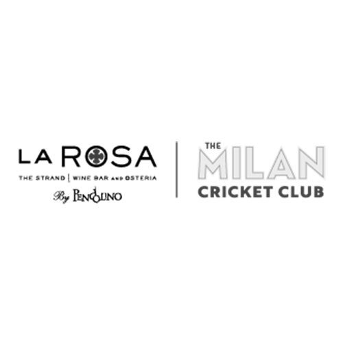 The Milan Cricket Club Pop-Up at La Rosa The Strand