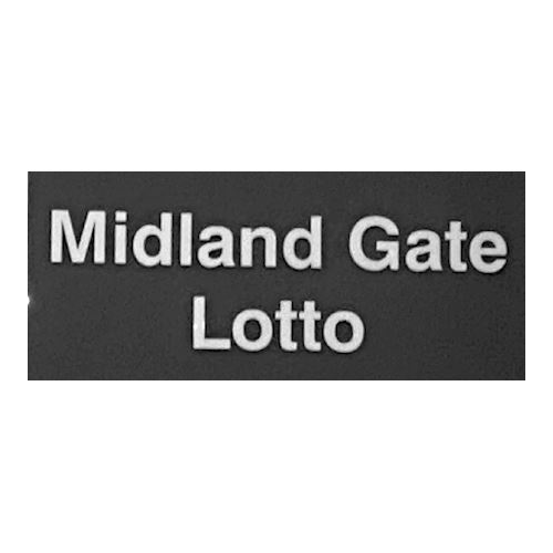 Midland Gate Lottery Kiosk