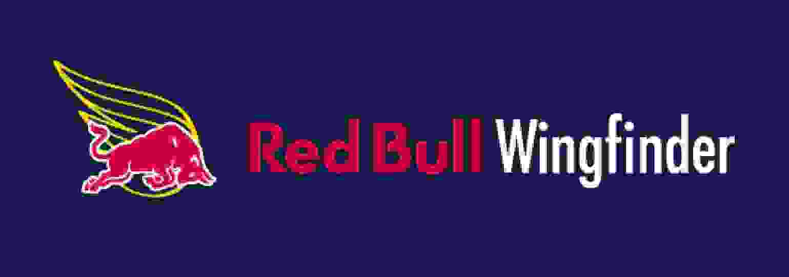 Red Bull Wingfinder logo