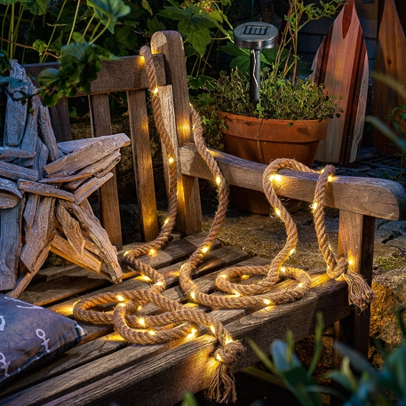 solar fairy lights for outdoor use