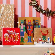 Christmas Gift Bags & Boxes