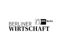 Berliner Wirtschaft logo