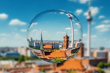 Ein Blick auf die Immobilienblase