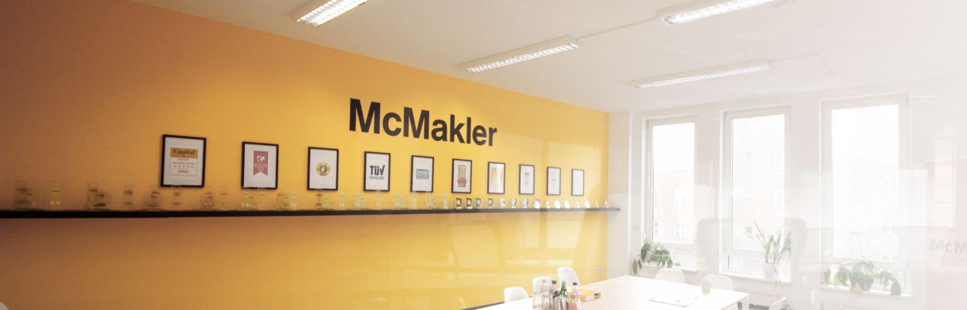 Meetingraum im Berliner Headquarter