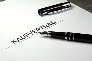 Der erfolgreiche Abschluss eines Immobilien-Kaufvertrages