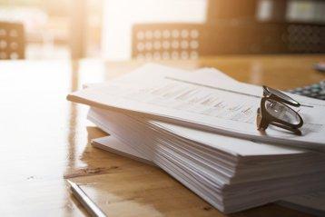 Die Dokumente zum Hausverkauf