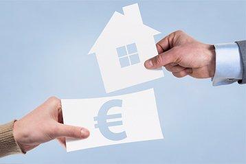 Verkäufercourtage: Immobilie vermittelt, Courtage zahlen.