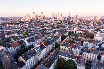 Immobilien-Brexit-Klima in Frankfurt am Main: Erreichen Immobilienpreise Londoner Niveau?