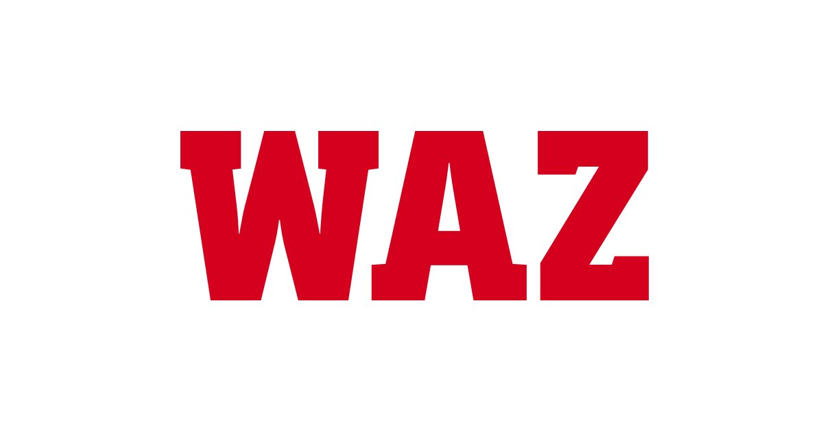 WAZ logo