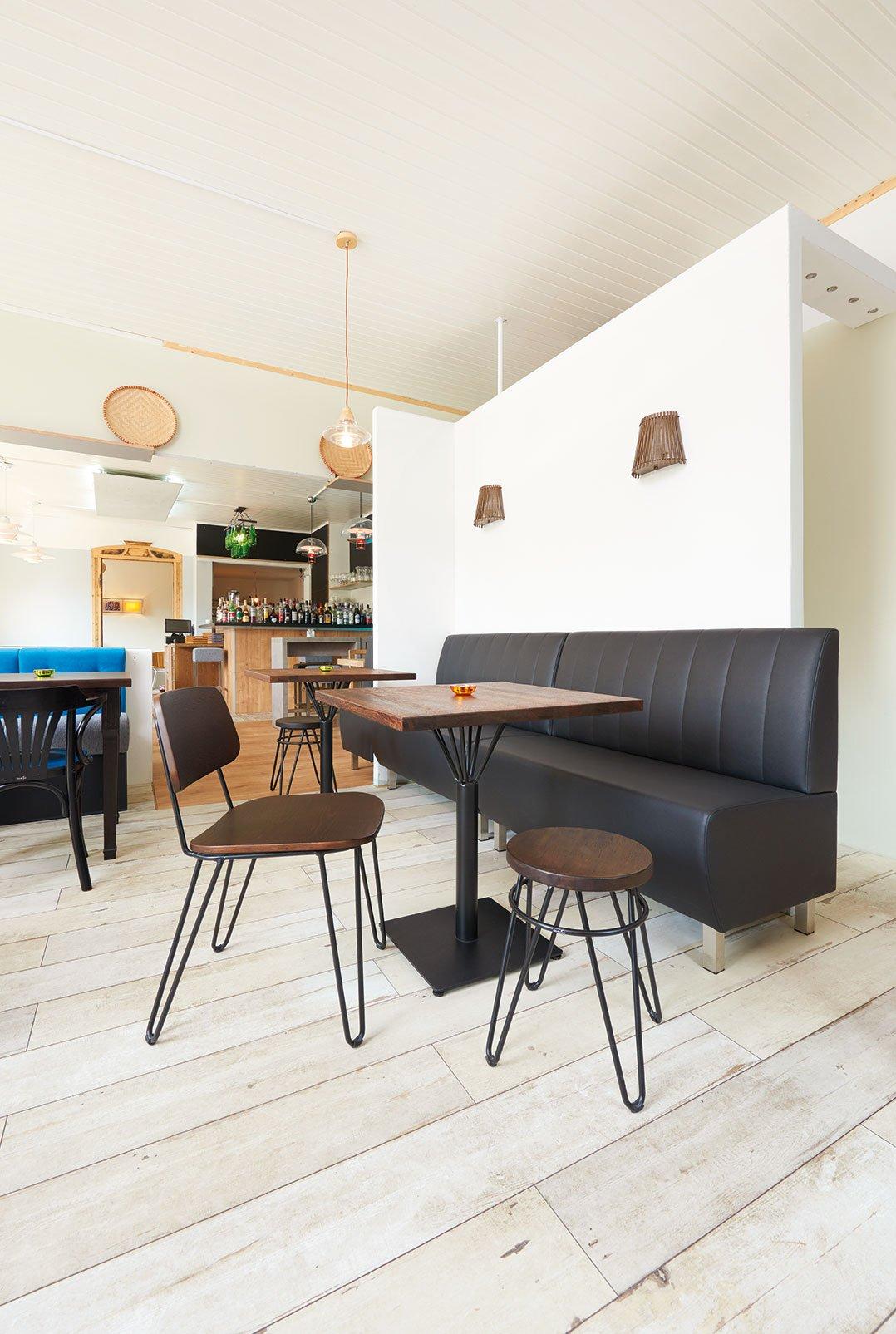 Indoor Bistrotische für Ihre Gastronomie und Hotellerie