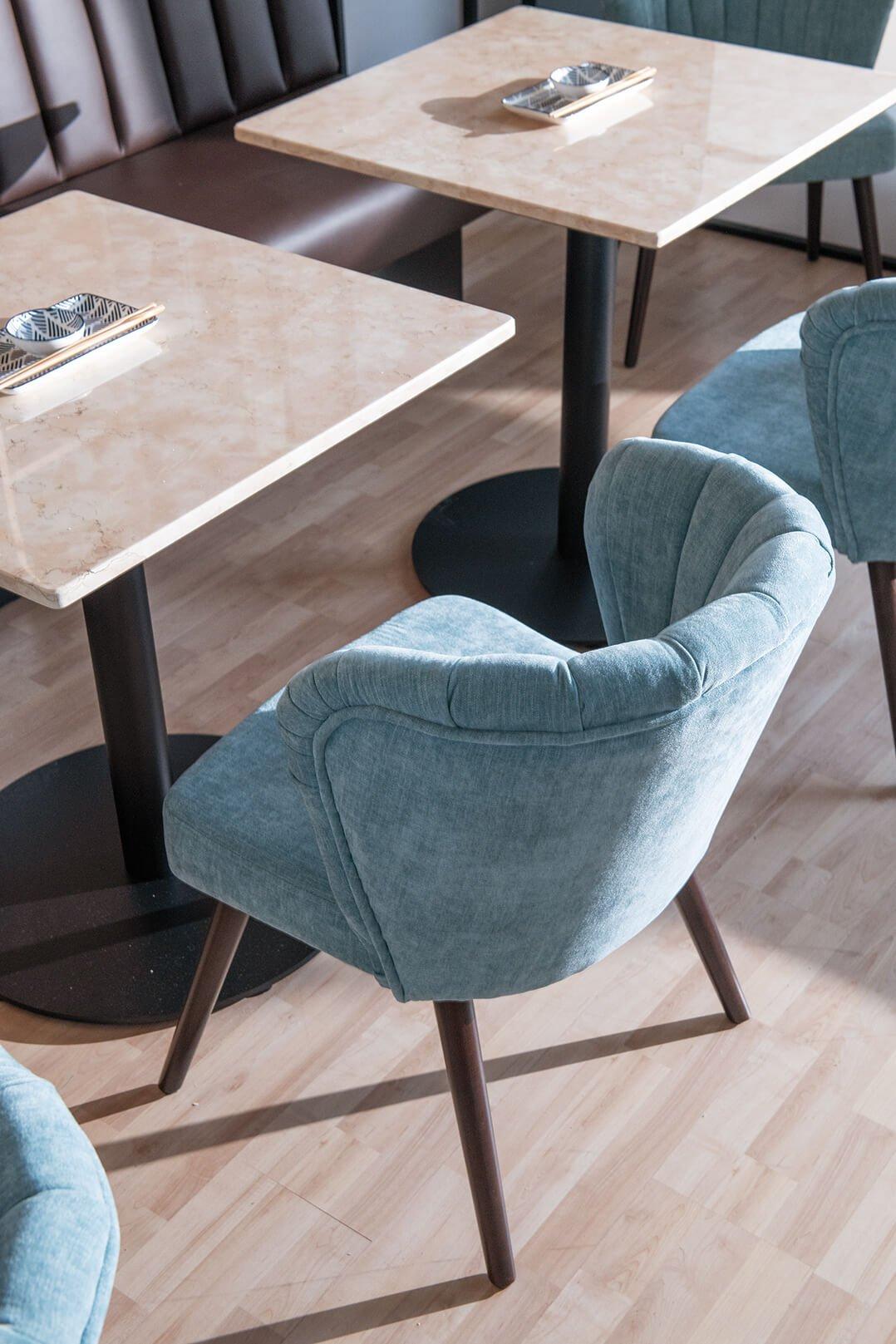 Indoor Sessel für Ihre Gastronomie und Hotellerie
