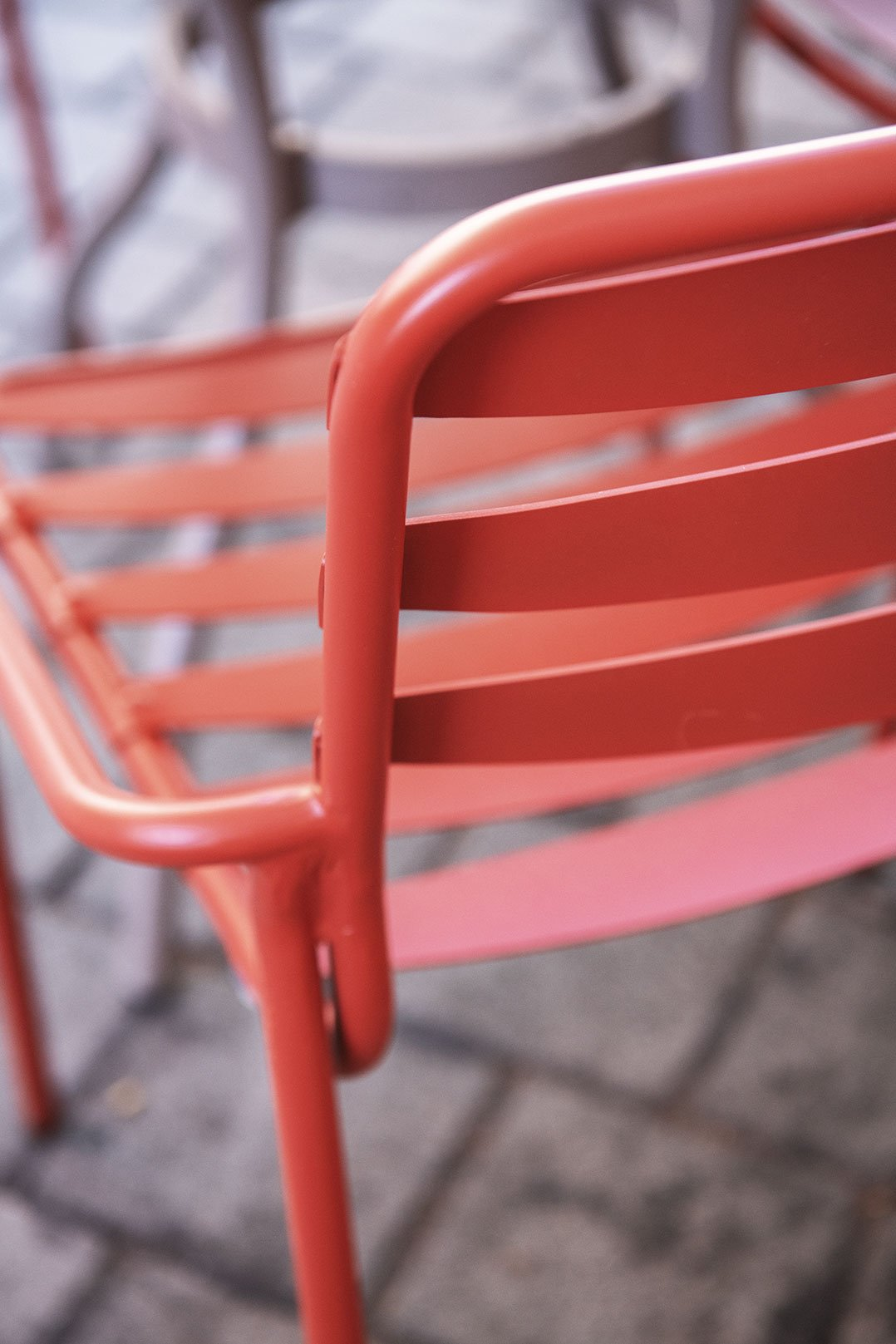 Outdoor Metal chairs for your hotel or restaurant