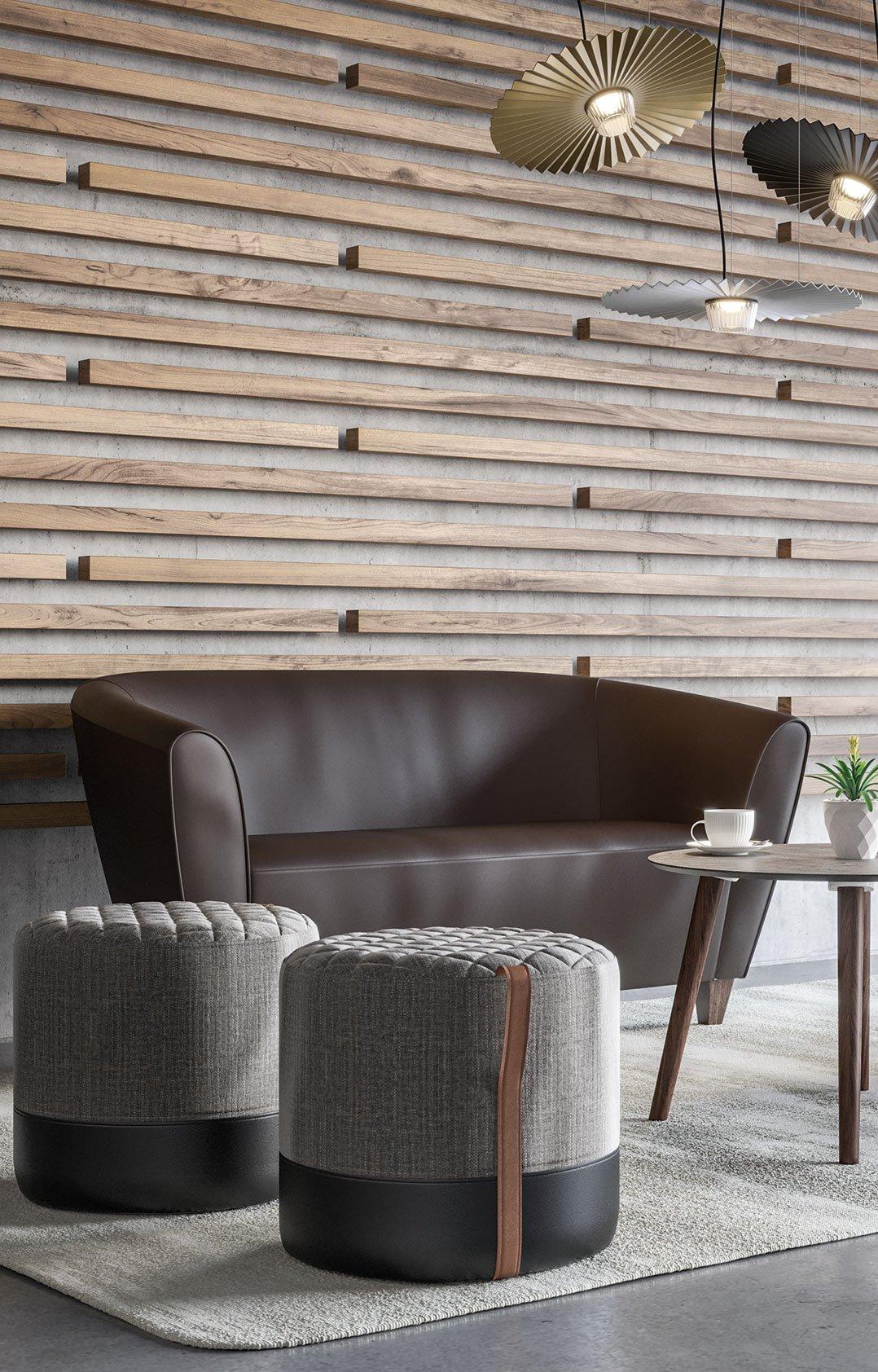 Indoor Sofas und Couches für ihre Gastronomie und Hotellerie