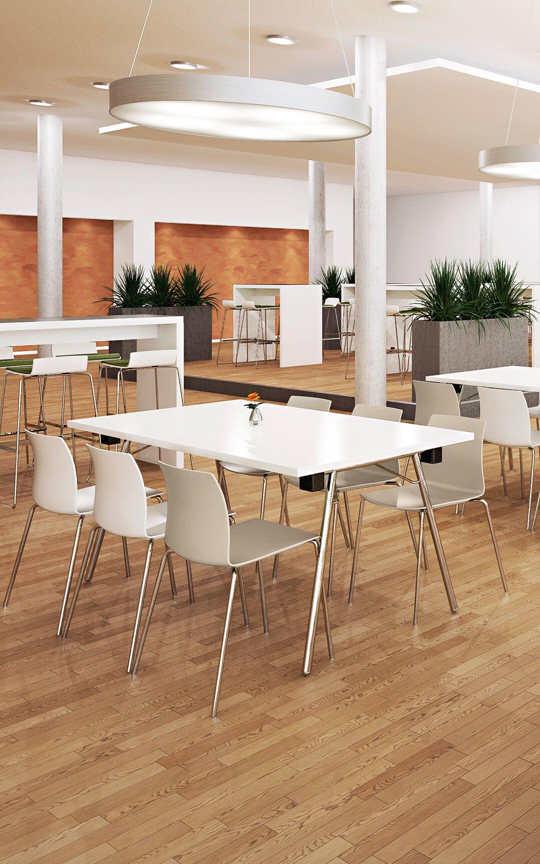 Tables de séminaire & conférence pour votre restaurant ou hôtel