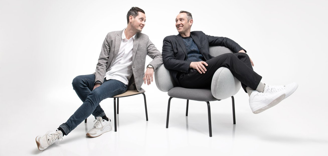Maurus und Nicolai Reisenthel