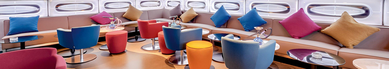 Indoor Clubmöbel für Ihre Gastronomie und Hotellerie