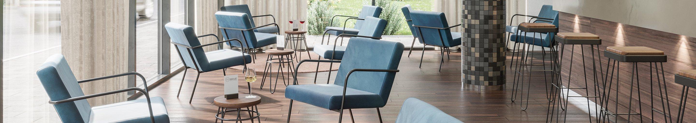 Indoor Hotelmöbel für Ihre Hotellerie