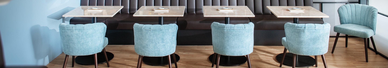 Bequeme Sessel für Ihre Gastronomie und Hotellerie