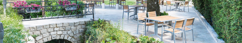 Outdoor Stühle für Ihre Gastronomie und Hotellerie