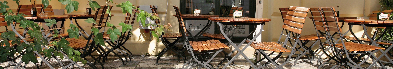 Outdoor Biergartenstühle für Gastronomie und Hotellerie