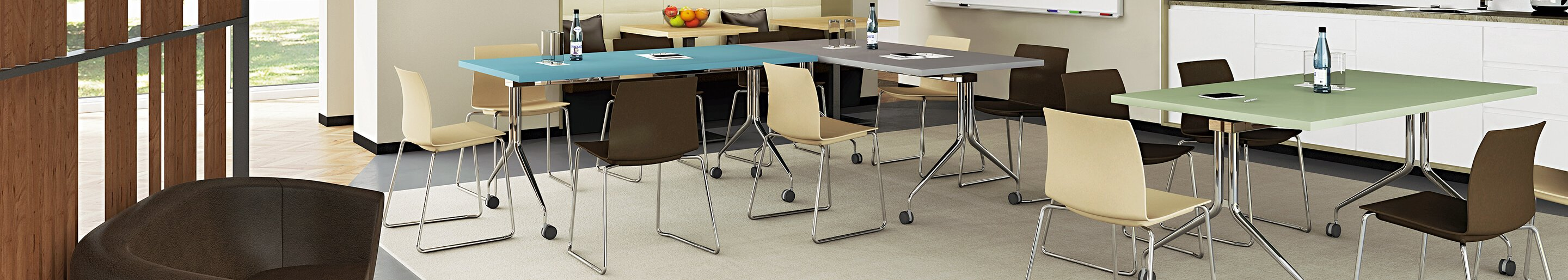 Indoor Seminar & Conference tables for your restaurant or hotel