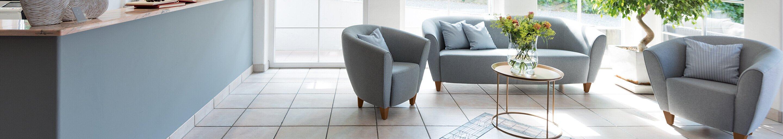 Bequeme indoor Sofas für Ihre Gastronomie und Hotellerie