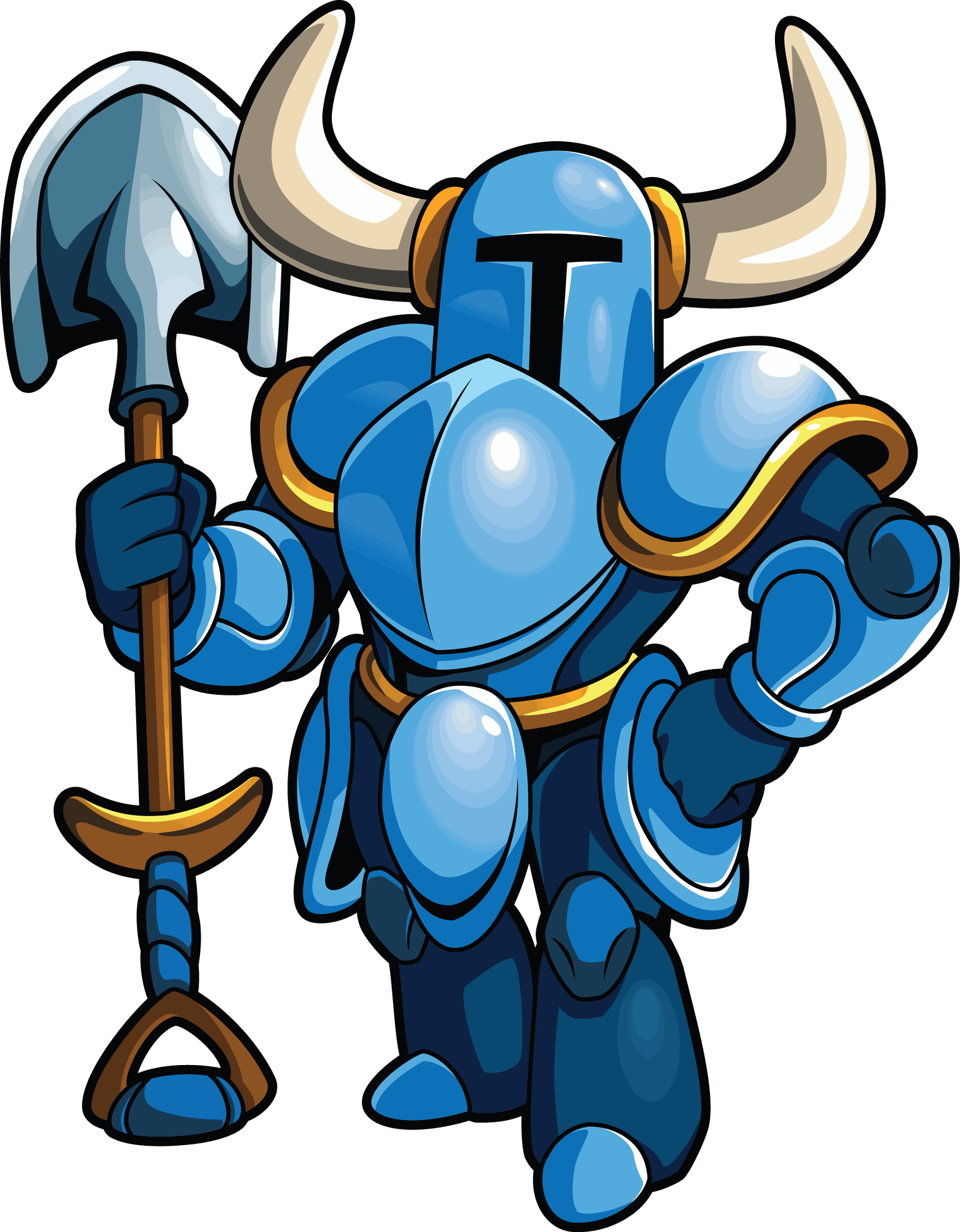 Shovel Knight character