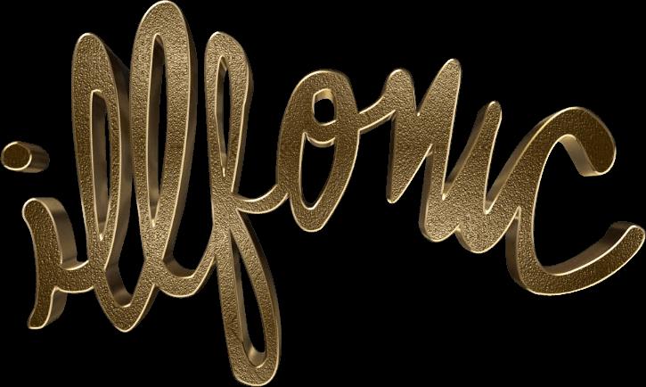 Illfonic graphic logo