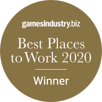 Games Industry Best Places to Work 2020