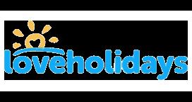 Love Holidays Logo