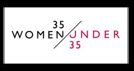 Under 35 Logo