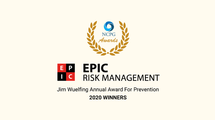 EPIC Risk Management win NCPG award