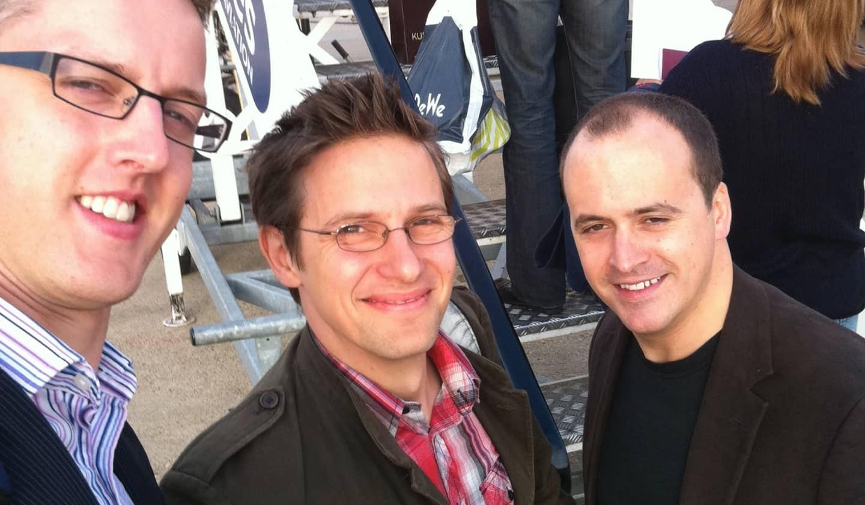 Meet the founders - Celebrating 10 years at Mediablaze