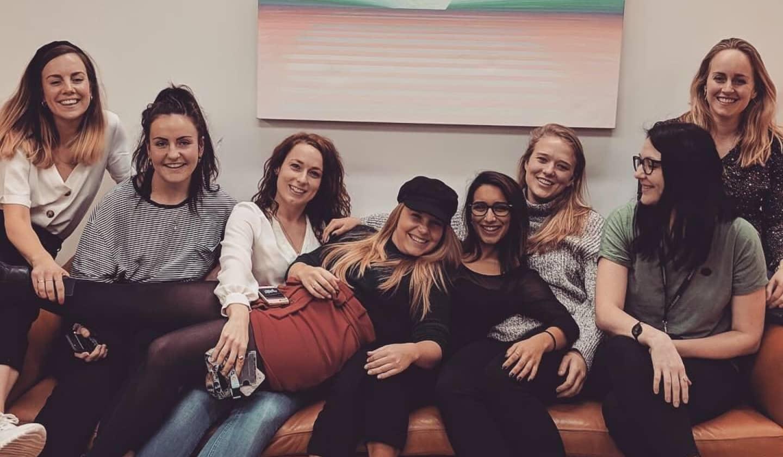 Company culture - Mediablaze ladies