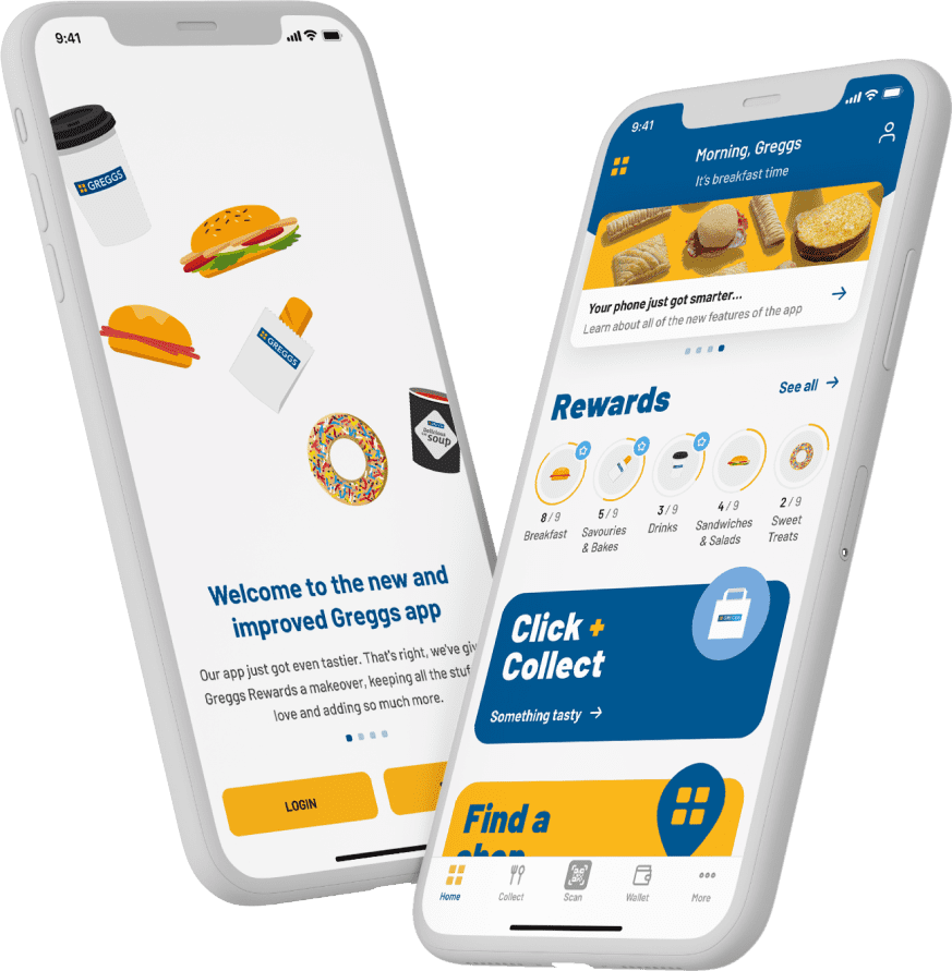 The Greggs App