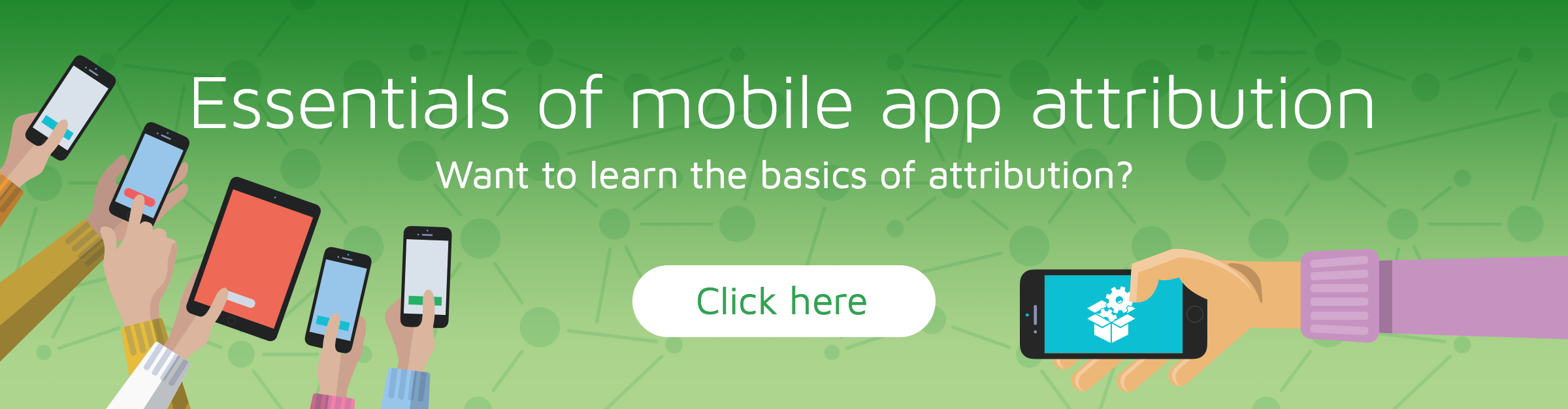 What is mobile attribution? A Beginner's guide   Adjust