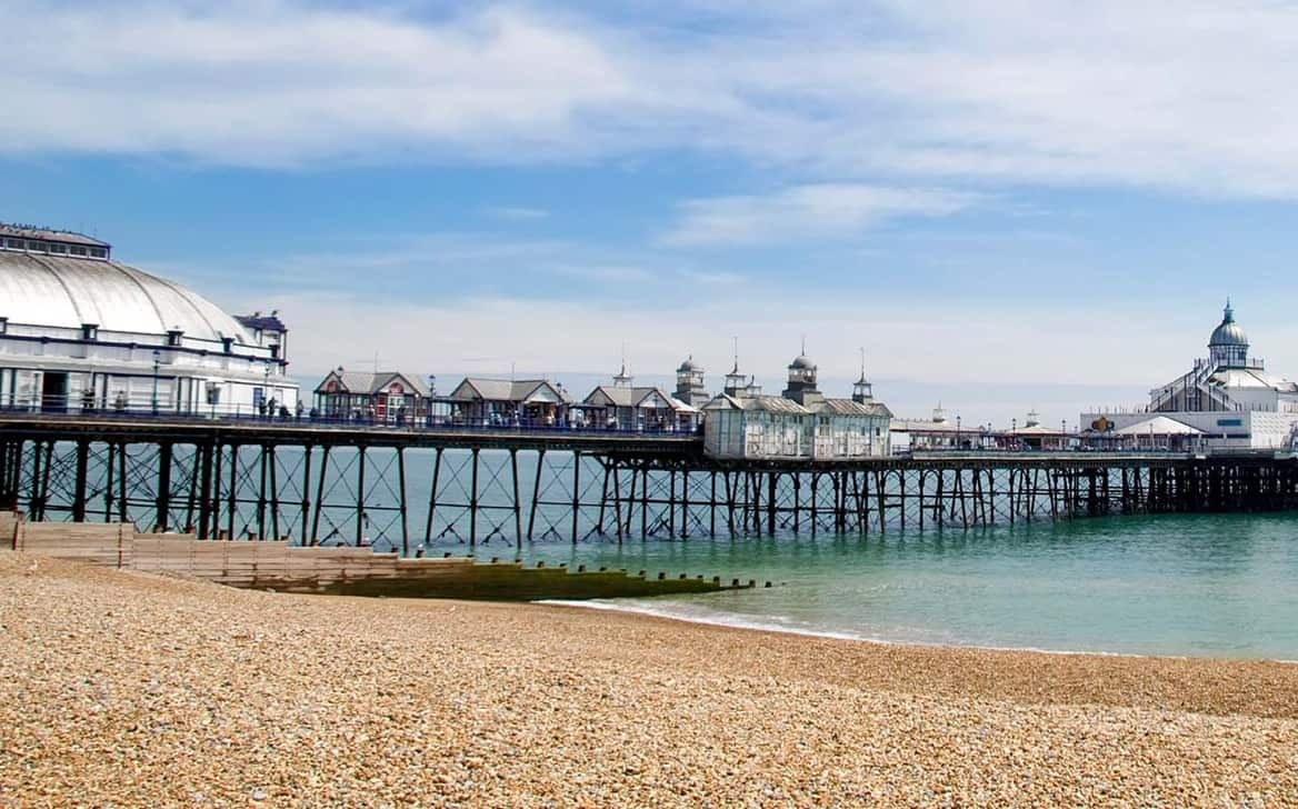 Intercambios a Eastbourne