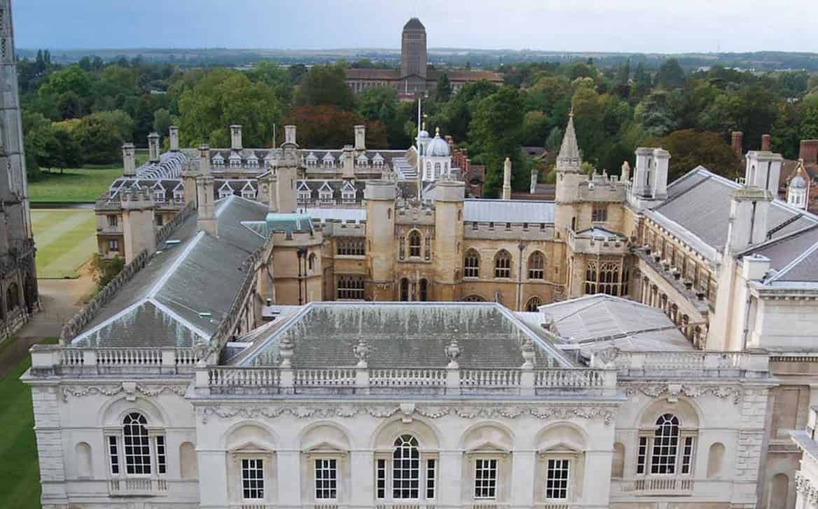 Programmes à Cambridge