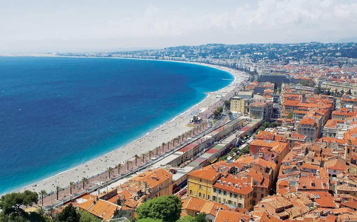 Gap year in Nice