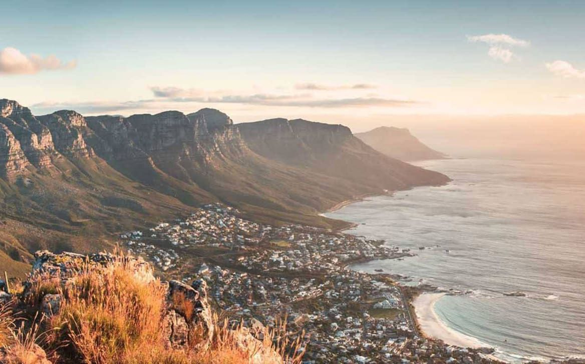 Изучение английского в Кейптауне