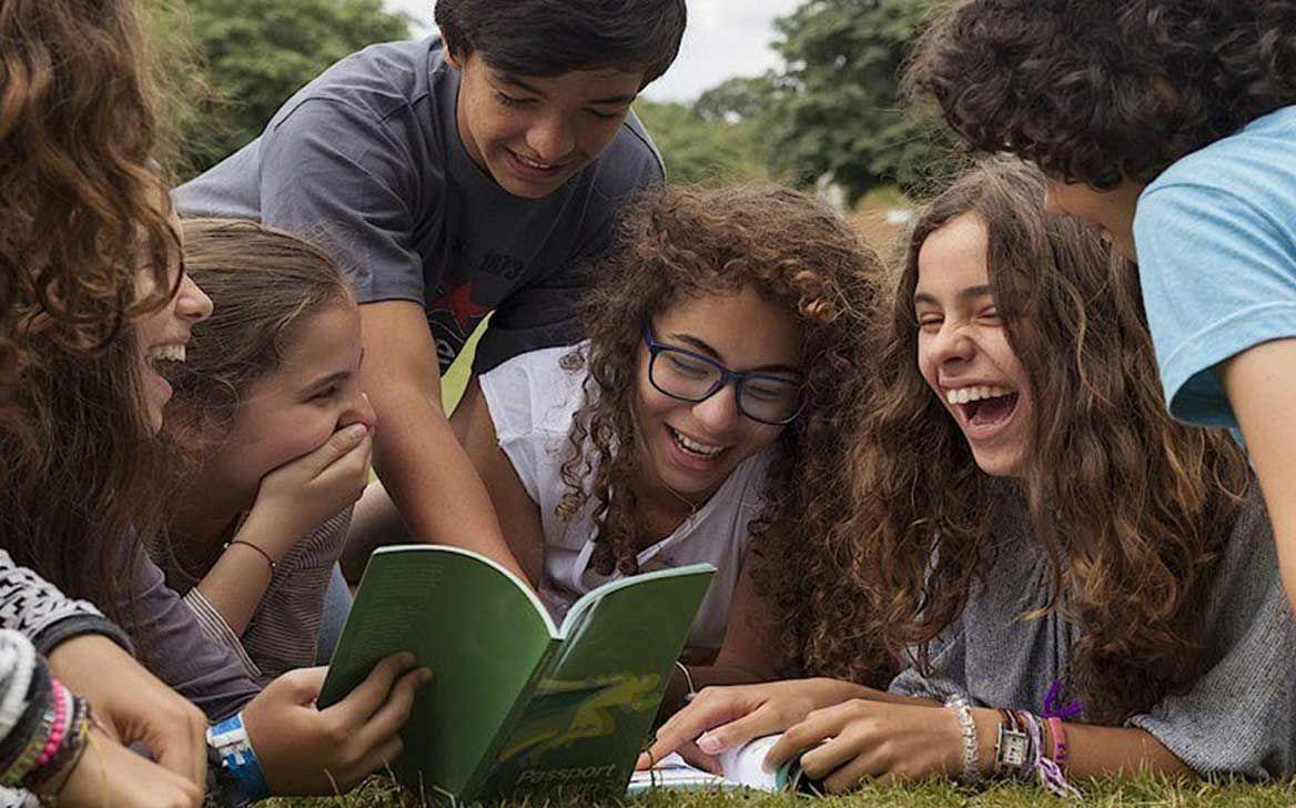 Cursos de inglés para niños en el extranjero
