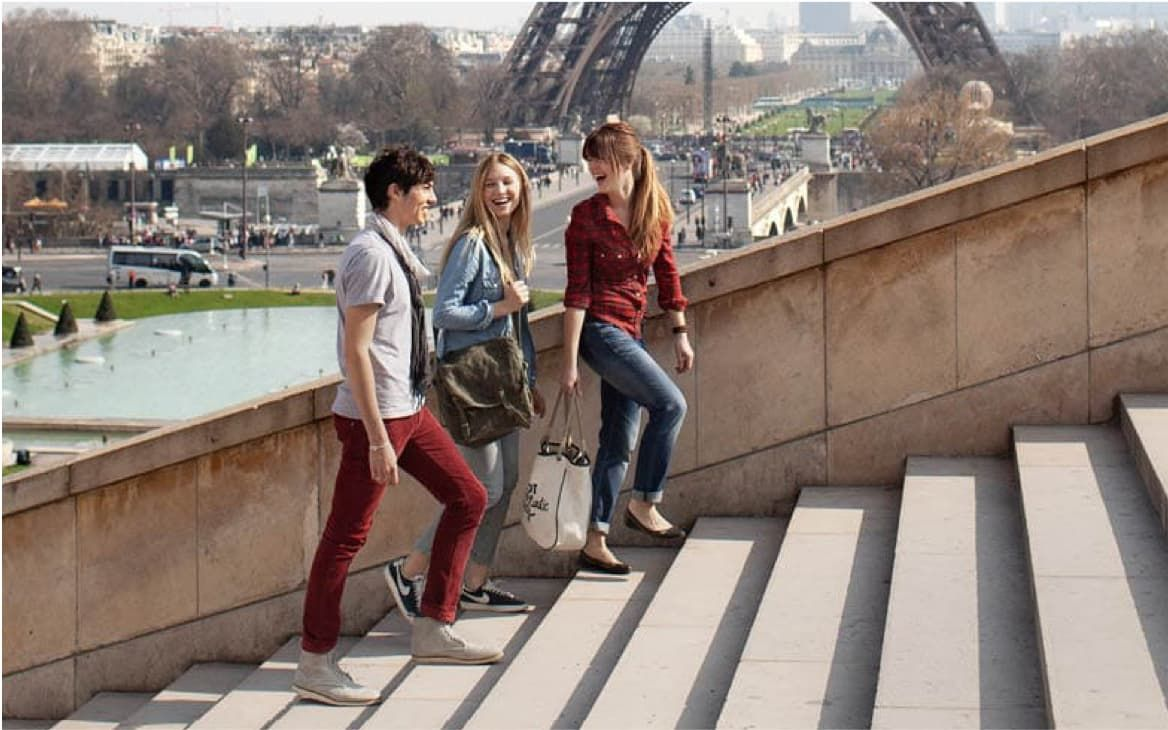 Learn a foreign language abroad