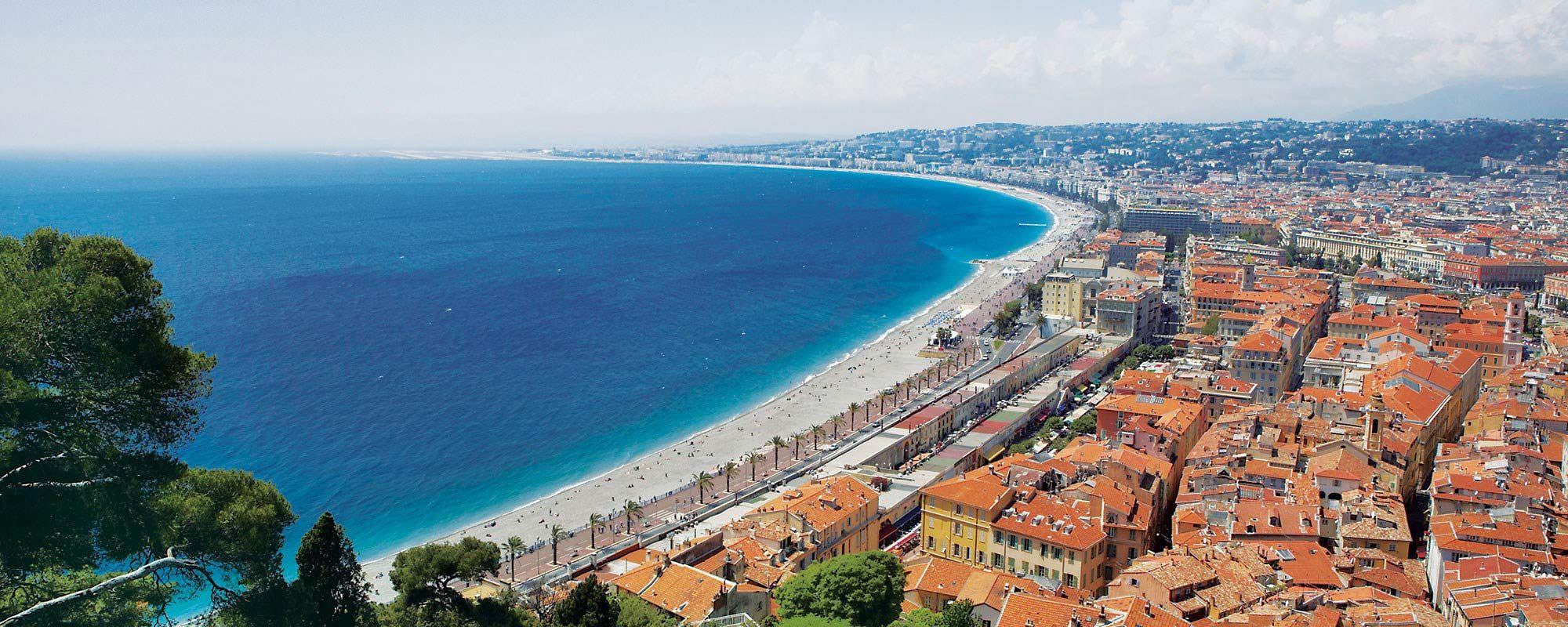Colonie de vacances à Nice